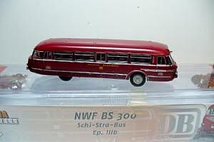 Brekina NWF BS 300 Schi-Stra-Bus