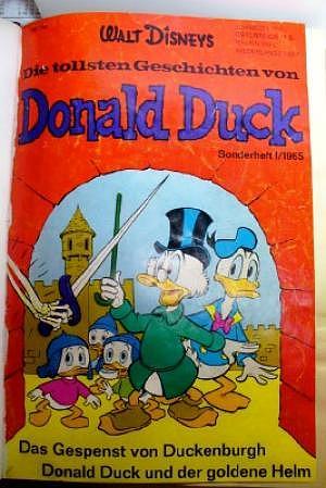 Die tollsten Geschichten von Donald Duck Nr. 1 -20, gebunden