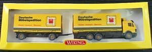Deutsche Möbelspedition Werbemodell MB 2435 SK