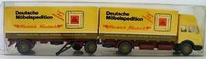 """Deutsche Möbelspedition """"Friedrich Friedrich"""""""