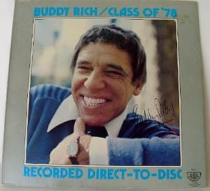 Buddy Rich / Class of ´78 DIRECT-TO-DISC 1977