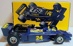 Dinky Toys Hesketh Olympus Formel 1 Rennwagen