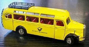 MB O 3500 Postbus NZG 1:40