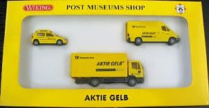 "Post Museums Shop ""Aktie Gelb"""