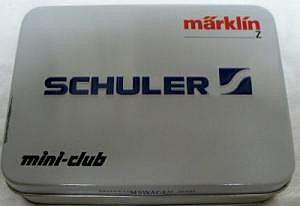 "Miniclub Museumwagen 2001 ""Schuler"""