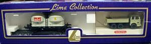 Lima Waggon mit MAN Zugmaschine