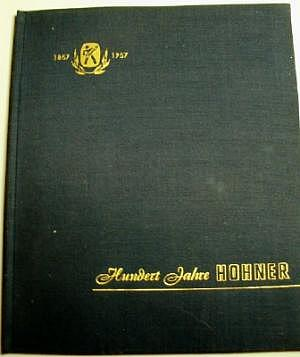 "Buch ""Hundert Jahre Hohner"""
