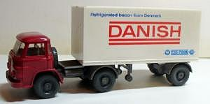 577 Container-Sattelzug DANISH