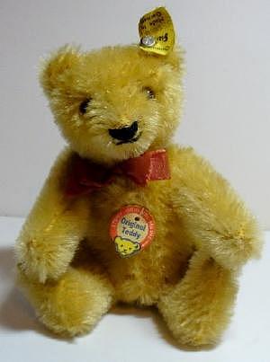 Original Teddy aus den 60er Jahren
