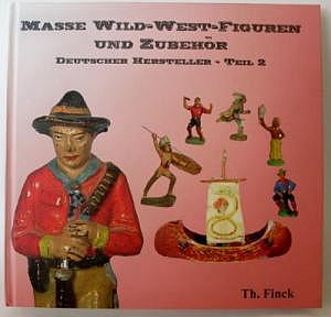 Masse Wild-West-Figuren und Zubehör, Teil 2
