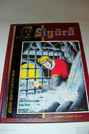 Sigurd Luxusausgabe Bd. 3 N. Hethke Verlag