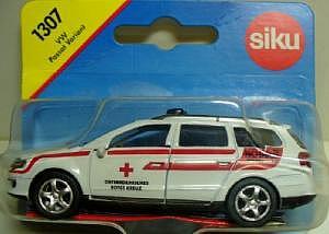 Siku  1307 VW Passat Österreichisches Rotes Kreuz