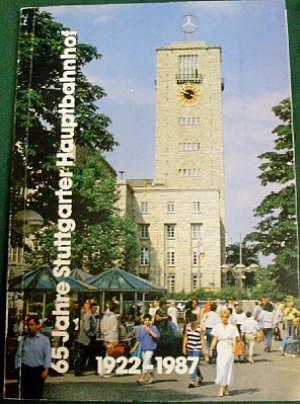 65 Jahre Stuttgarter Hauptbahnhof