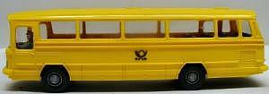 """710/2 Postbus MB O302 """"Stilisiertes Posthorn"""""""