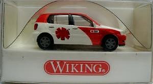 071 05 34 Notarzt VW Polo