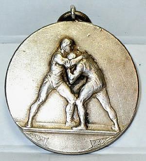 "Medaille ""9. Gaufest Plattenhardt 1929"""