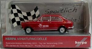 Herpa Messemodell 2010 BMW TII 2002