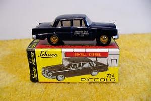 Schuco Piccolo Mercdes 220 SE Classic Collection
