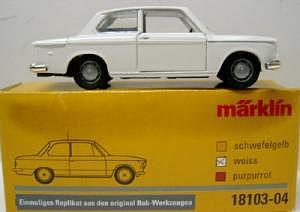 Märklin BMW 2002 1:43 weiss