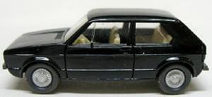 45 VW Golf I 2-türig schwarz