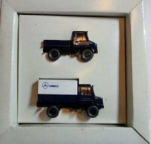 Mercedes-Benz Unimog-Set
