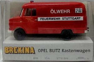Opel Blitz Ölwehr FW Stuttgart