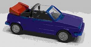 46 VW Golf I Cabrio