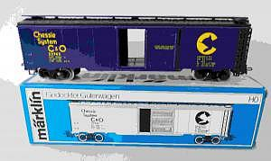 4564 USA-Box Car Chessie System