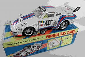 Porsche 935 Turbo von Taiyo