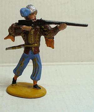 Merten Landsknecht mit Gewehr