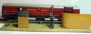 Meccano/ Hornby Royal Mail Wagon H0
