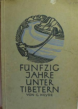 50 Jahre unter Tibetern, 1927