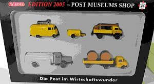 Wiking Post Museums Shop 2005