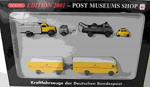 Wiking Post Museums Shop 2001