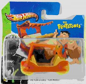Mattel Hot Wheels Flintstones
