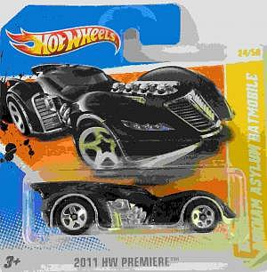 Batman Batmobile von Mattel
