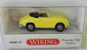 0160 40 Porsche 356 Cabrio