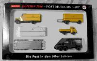 "Post Museums Shop Edition 2006 ""Die Post in den 60er Jahren"""