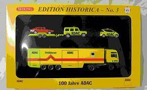 Wiking Edition Historica No. 3 100 Jahre ADAC