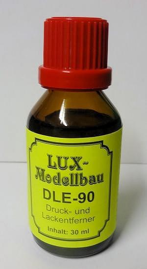 Druck- und Lackentferner LUX DLE-90