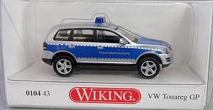 0104 43 VW Touareg Kampfmittelbeseitigung