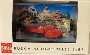 """BUSCH Dreirad """"175 Jahre Spielwaren Kurtz"""""""