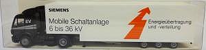 SIEMENS Werbemodell MB SK Mobile Schaltanlage
