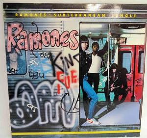 "Ramones ""Subterranean Jungle"""