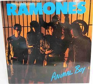 "RAMONES ""Animal Boy"""