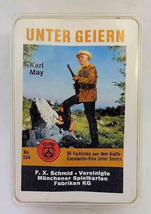 UNTER GEIERN, Quartett von F. X. Schmid