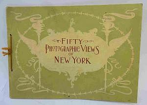 Fifty Photographic Views of New York, von 1896