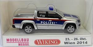 0311 56 VW Amarok Polizei Wien