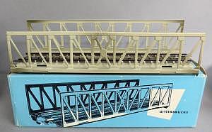 Märklin 7162 Gitterbrücke Metall
