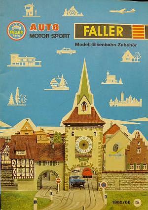 FALLER Katalog 1965/66